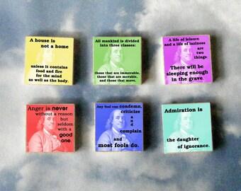 BEN FRANKLIN Magnet Gift Set