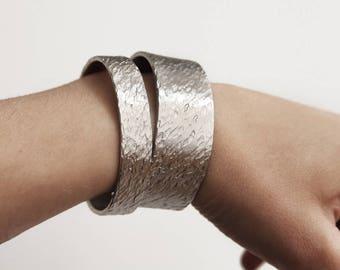 Cuff bracelet Bangle bracelet Custom bracelet Personalized bracelet Thin bracelet Minimalist bracelet Simple bracelet Personalized jewelry