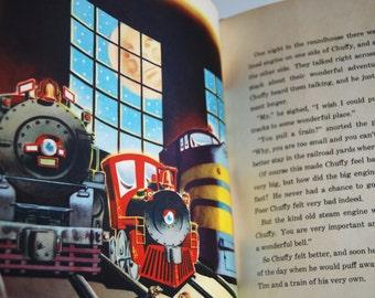 Vintage Children's Book, Chuffy