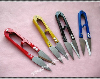 Cutting scissors for fabric purse bag making(4color available)-1piece