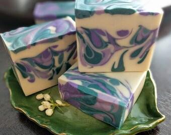 Olive Festival ~ Cold Process Artisan Soap ~Mango Butter