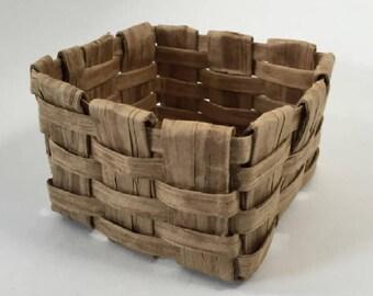 Plaited Basket Kit For Beginners (tckbpb)