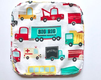 1 Ply Trucks Cloth Wipes - Set of 10
