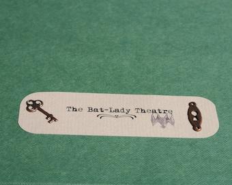 The Bat Lady Theatre - Artist Book