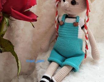 Amigurumi Doll (boy)