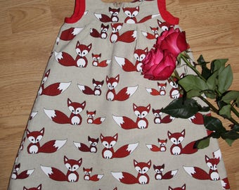 The Fox dress