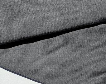 Grey Tencel/Cotton French Terry