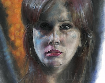 Fine art print: Doctor Donna Noble