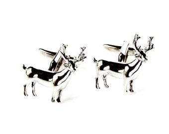 Deer Cufflinks
