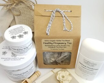 Pregnancy Gift Set / Pregnancy Gift Basket / Mom To Be Gift / Pregnancy Gift / Congratulations Gift / Personalized Gift / Pregnancy Gift Box