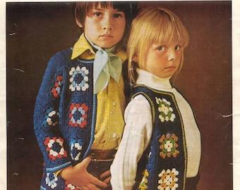 Twilleys 5860 children's crochet
