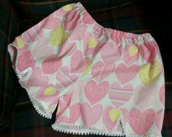 Heart Women's Boxer shorts - Small