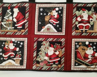 I Believe in Santa Wallhanging