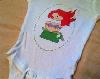 Ariel (Little Mermaid) Onesie
