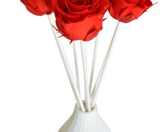 Frost Red Rose Fragrance Diffuser by MelroseFields