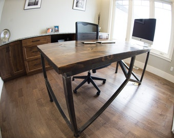 Metal Desk/Table