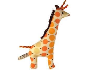Giraffe Baby Rattle