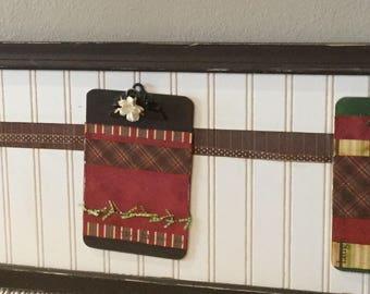 Unique Bead-board Bulletin Board