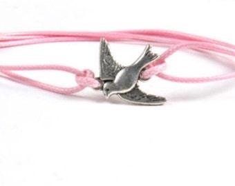 Cord adjustable bracelets