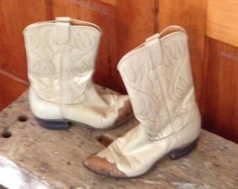Vintage Justin Western Boots
