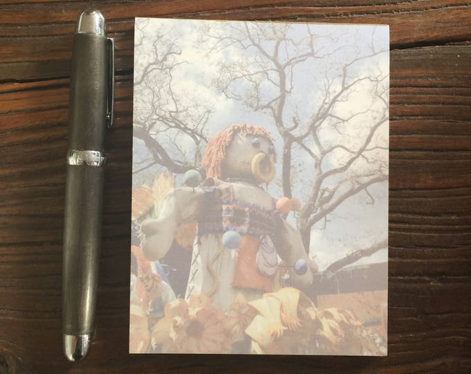 Gris Gris Doll Notepad