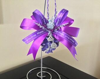 Purim ornaments, mishloach manot, Purim gift, grager charm, Chag Sameach, Happy Purim, judaica decor, Purim decor, Star of David charm