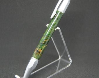 Buckeye Burl Vertex Pen