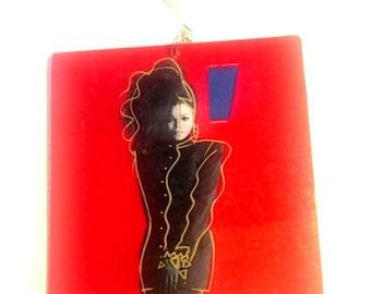 Janet Jackson Control Earrings