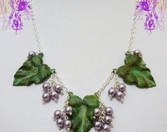 Forest Vine Necklace