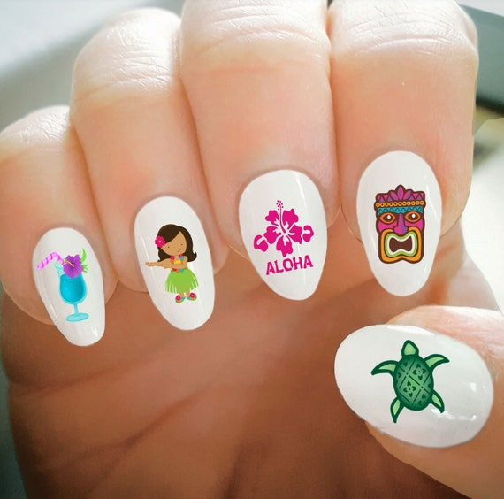 Hawaii Girl Nail Polish- HireAbility