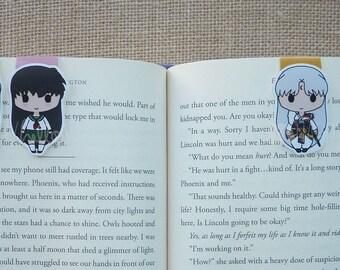 Magnetic Bookmarks • The Swordsmen