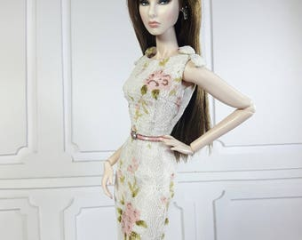 """TEA PARTY - Fashion for Fr2 and same size 12"""" doll"""