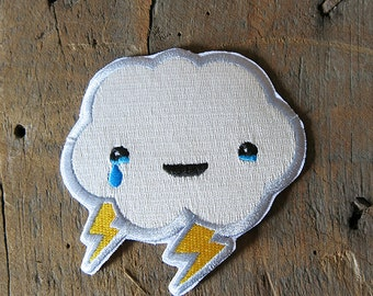 Healing Cloud Iron-on Patch