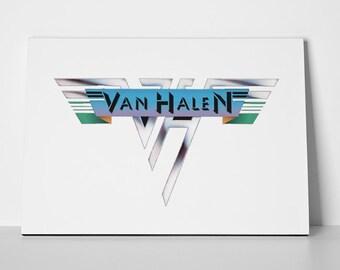 Van Halen Poster or Canvas