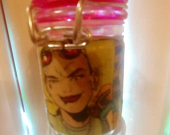 Tank Girl stash jar