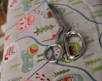Fabric - North Pole / Lewis Irene
