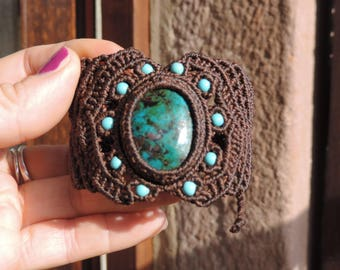 chrysocolla stone and turquoise