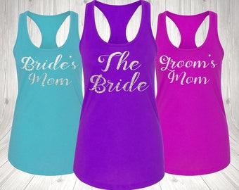 THE BRIDE, Bridal party Wedding Gift, Bridesmaid Gift, BrideShirts, tank top Bride, bride to be, bridal shower gift, bride,team bride
