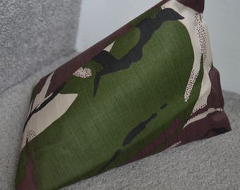 iPhone Beanie / Samsung Stand / Android Pillow / Smart Phone Cover - Green Army Camouflage