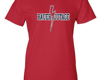 Bauer Outage Women's Cut T-Shirt