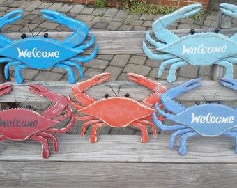 Maryland Crab Wall Art