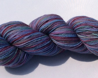 Isabell  - hand dyed yarn 3.5 oz 437 yds