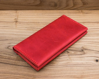 Leather wallet  Wallet for women Gift for mom Minimalist wallet Womens wallet Womens gift Clutch wallet   Wallet  Small wallet  Long wallet