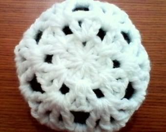 Crochet Bun Covers