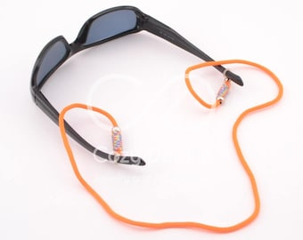 paracord glasses strap, glasses holder, glasses retainer, eyeglass chain, men women eyeglass holder, sunglass holder, eyeglass strap eyewear