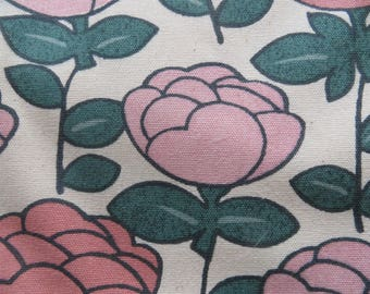 Nani Iro Antique Label Hana Yura Fabric, Discontinued Pattern, 1/2 yard
