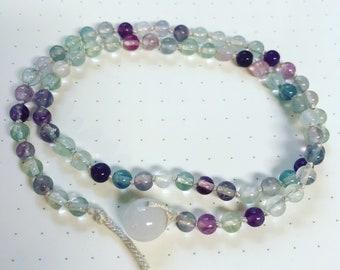 Boho knotted wrap bracelet