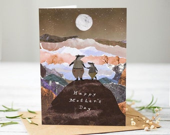 Happy Mothers Day [Greetings Card]