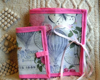 Belle Paree Sewing Caddy, Needle Book, Hand Sewing Organizers