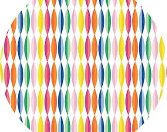 Art Gallery Fabrics: FIESTA FUN Collection, Happy Streamers by Dana Willard